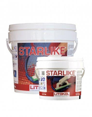 Двухкомпонентные эпоксидные затирки LITOCHROME 1-15 STARLIKE