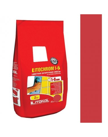 Litochrome 1-6 С.630 Красный чили