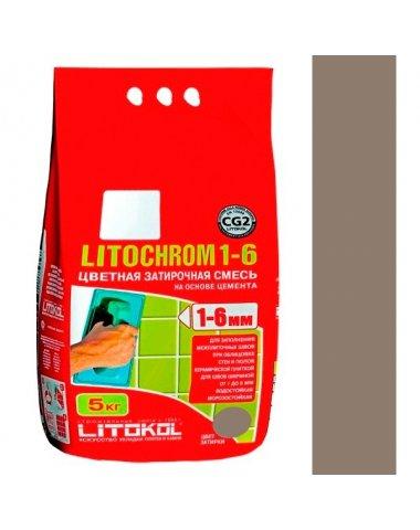Litochrome 1-6  С.80 Коричневый (5кг)