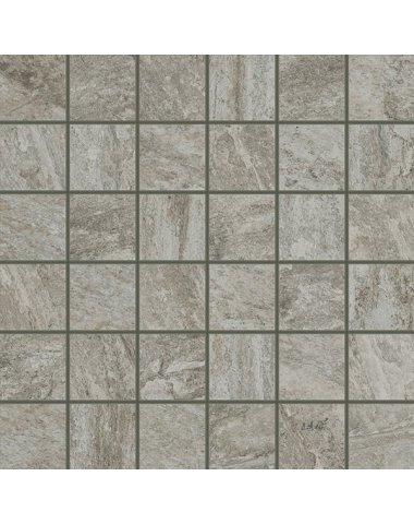 Альпы Серый Вставка Мозаика/Alpi Grigio Inserto Mosaico