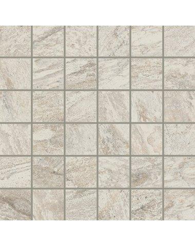 Альпы Белый Вставка Мозаика/Alpi Blanco Inserto Mosaico