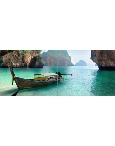 Тайланд стеклянное панно 4 (Концепт)