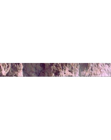 Скала стеклянный бордюр (Концепт)