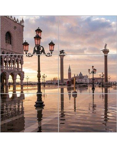Венеция стеклянное панно (Венеция)