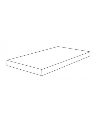 S.S. Pearl Scalino laterale sx 33x60 / С.С. Перл Ступень Угловая 33х60 Лс