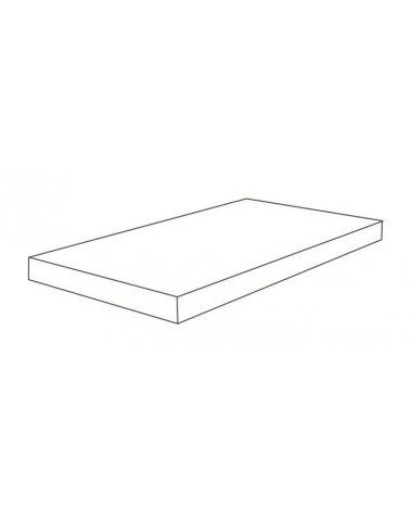 S.S. Grey Scalino laterale sx 33x60 / С.С. Грей Ступень Угловая 33х60 Лс