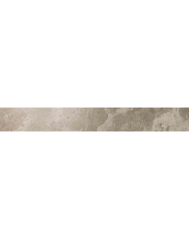 Heat Aluminum Listello Lap  7,2x60 / Хит Алюминиум Бордюр Лаппато 7,2х60