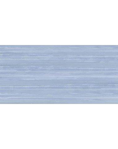 Этюд Плитка настенная голубой 20х40
