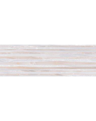 Diadema Плитка настенная бежевый рельеф 20х60