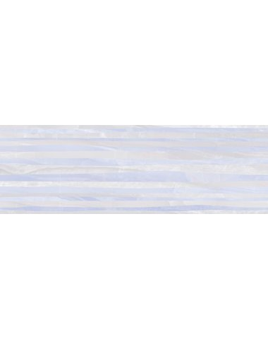 Diadema Плитка настенная голубой рельеф 20х60