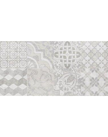 Bastion Плитка настенная мозаика серый 08-00-06-453 20х40
