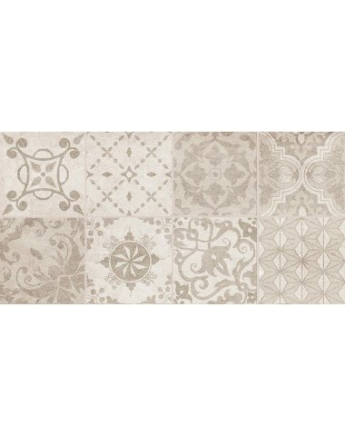 Bastion Декор с пропилами мозаика бежевый 08-03-11-453 20х40