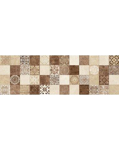 Libra Плитка настенная мозаика коричневый 17-30-11-486 20х60