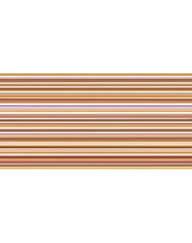 Enigma Декор бежевый (полоски) 25х50