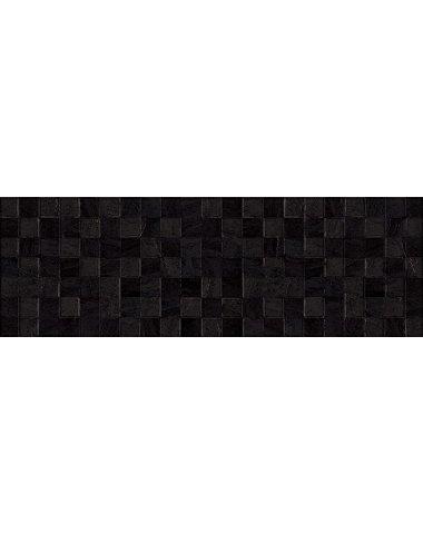 Eridan Плитка настенная чёрный мозаика 20х60