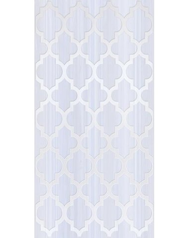 Buhara Декор серый 25х50