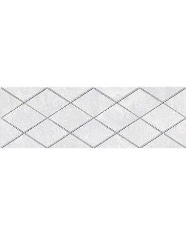 Alcor Attimo Декор белый 20х60