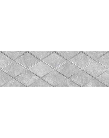 Alcor Attimo Декор серый 20х60