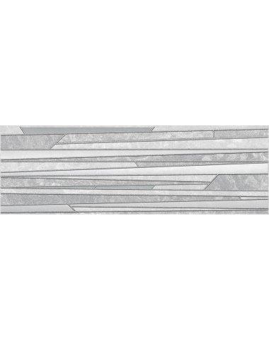 Alcor Tresor Декор серый 20х60