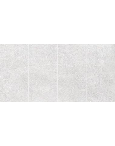 Bastion Декор с пропилами серый 08-03-06-476 20х40