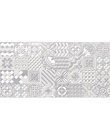 Bastion Декор серый 08-03-06-454 20х40