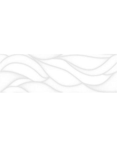 Sigma Плитка настенная белый рельеф 17-10-00-463 20х60