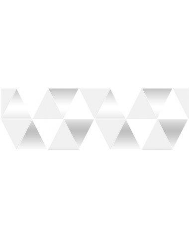 Sigma Perla Декор белый 20х60