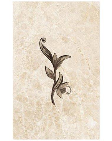 Illyria marrone Декор 25x40
