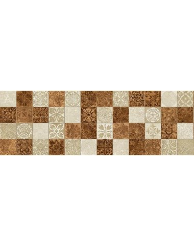 Libra Плитка настенная мозаика оранжевый 17-30-35-486 20х60
