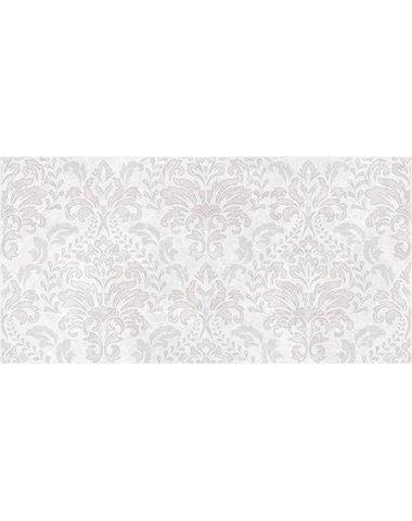 Afina Плитка настенная серый узор 08-00-06-426 20х40