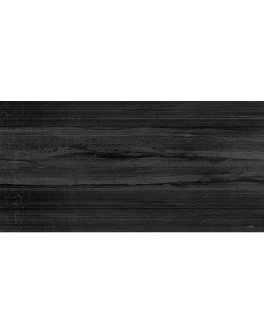 Страйпс черный Плитка настенная 25х50