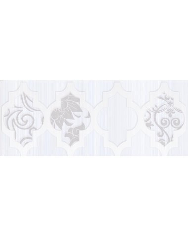 Buhara Бордюр серый 10х25