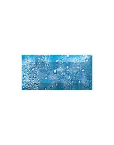 Water Бордюр рельефный 20х10