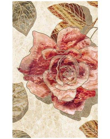 Illyria flowers-1 Декор 25x40