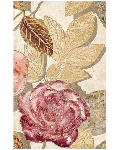 Illyria flowers-2 Декор 25x40