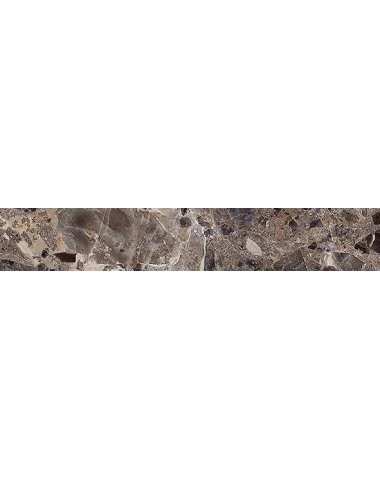 Illyria marrone Бордюр напольный 5х30