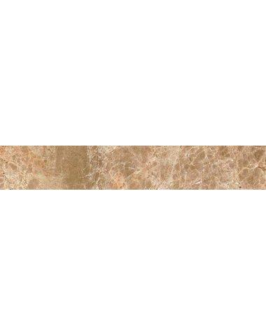 Illyria cappuccino Бордюр напольный 5х30