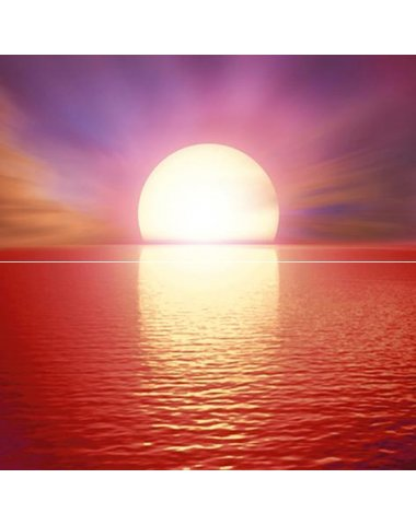 Moon and sun Панно 40х40 (из 2 плиток)