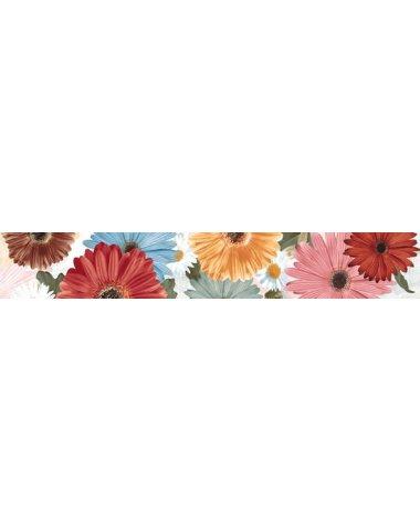 Sunshine Multicolor Бордюр 8х50