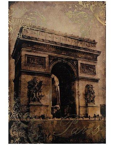 ESTA PARIS 1 АРКА Декор 27,5x40