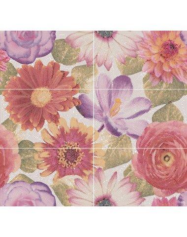 Fresh Mosaico Панно (из 6-ти плиток) 80х75