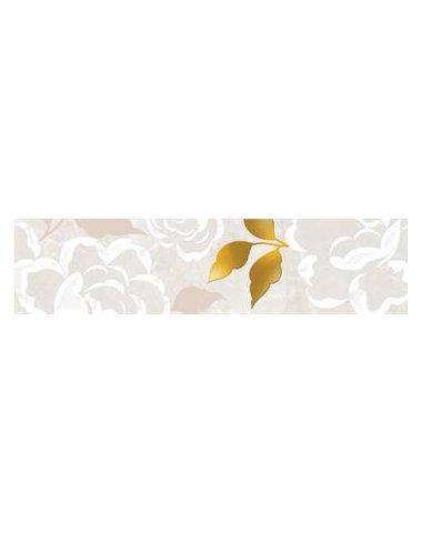 Krema Бордюр светло-бежевый (KM1G301) 7x30
