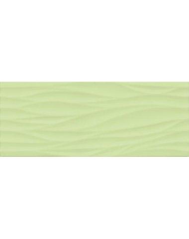 Marina green Плитка настенная 20х50
