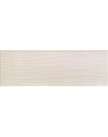 Thalasa beige Плитка настенная 25x75