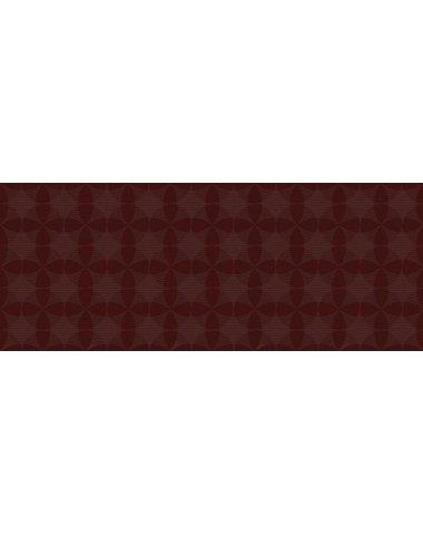 Prada Burdeos Плитка настенная 20х50