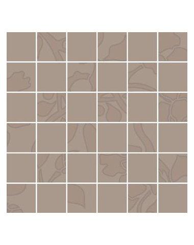 Tessita Mocca Мозаика 29,8 x 29,8 (kostka 4,8 x 4,8)