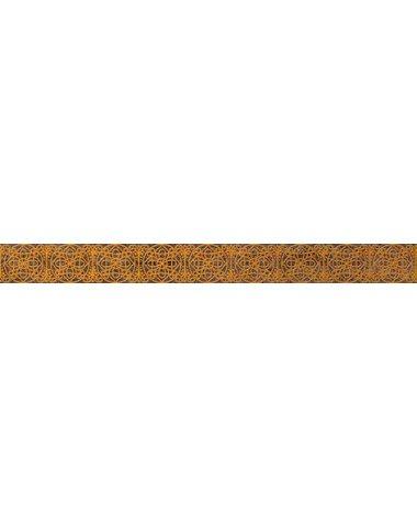 Trevi Бордюр коричневый (TY1J111) 5x45