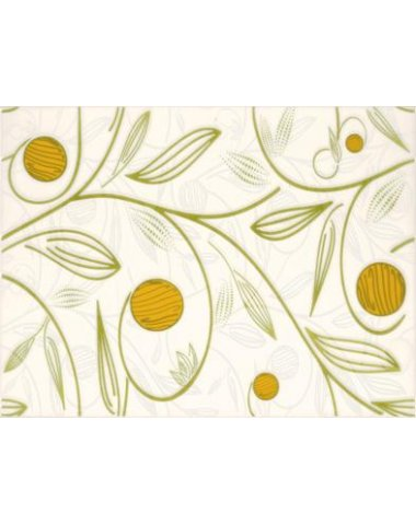 Zonkil Bianco B Декор 25x33,3