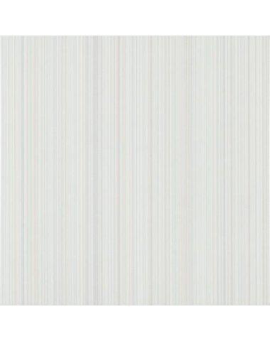 Жасмин на белом серая Плитка напольная 41,8х41,8