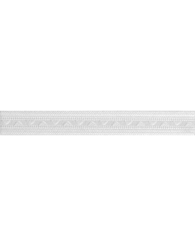 Adore White Listelo Бордюр 31x250 мм
